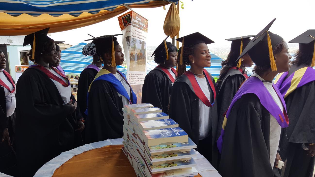 Upper Weija Literacy Graduaction Ceremony4